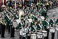 St. Patrick's Day Parade (2013) In Dublin - Brewster High School Marching Bears, New York, USA (8565224517).jpg