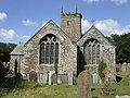 St. Pinnock church, east end - geograph.org.uk - 492458.jpg