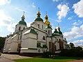 St. Sophia's Cathedral - Kiev.JPG