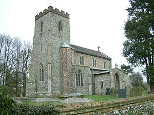 Little Massingham - St. Andrew's, Little Massingham
