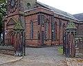 St Anne's Church, Aigburth, western gatepiers 1.jpg