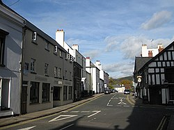 St James' Street, Monmouth - geograph.org.uk - 1556822.jpg