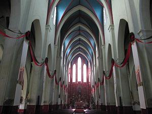 St. Joseph's Cathedral, Hanoi - Image: St Joseph Cathedral Hanoi 0378