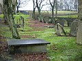 St Margaret's Church, Hawes, Graveyard - geograph.org.uk - 1599664.jpg