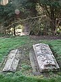 St Margaret's church - graves - geograph.org.uk - 740636.jpg