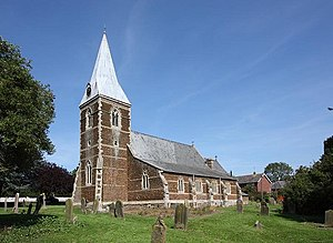 Southery - Image: St Mary, Southery. Norfolk geograph.org.uk 1450413