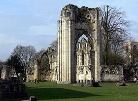St Mary's Abbey, York