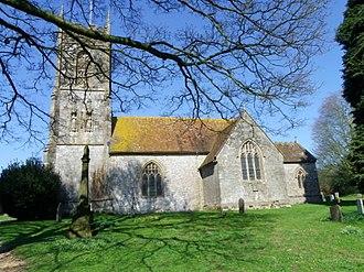 Kilmington, Wiltshire - Image: St Marys Church, Kilmington (geograph 2316178)