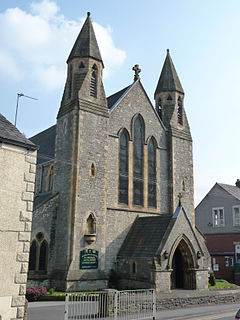 St Michael and St John Church, Clitheroe Church in Clitheroe, United Kingdom
