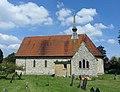 St Paul's Church, Poyle Road, Tongham (May 2014) (4).JPG