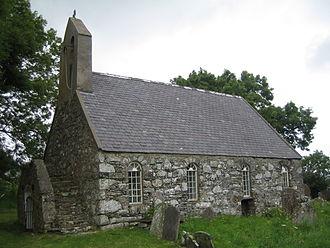 Marown - Marown Old Church - St Runius