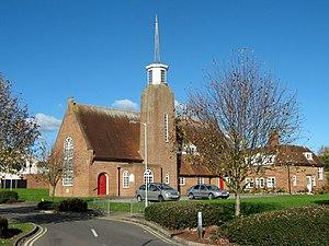 Eric Francis (architect) - Church of St Teresa of Lisieux, Taunton