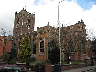 Stourbridge - St. Thomas' Church