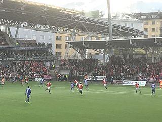 Stadin derby Fixture between HIFK Fotboll and HJK Helsinki