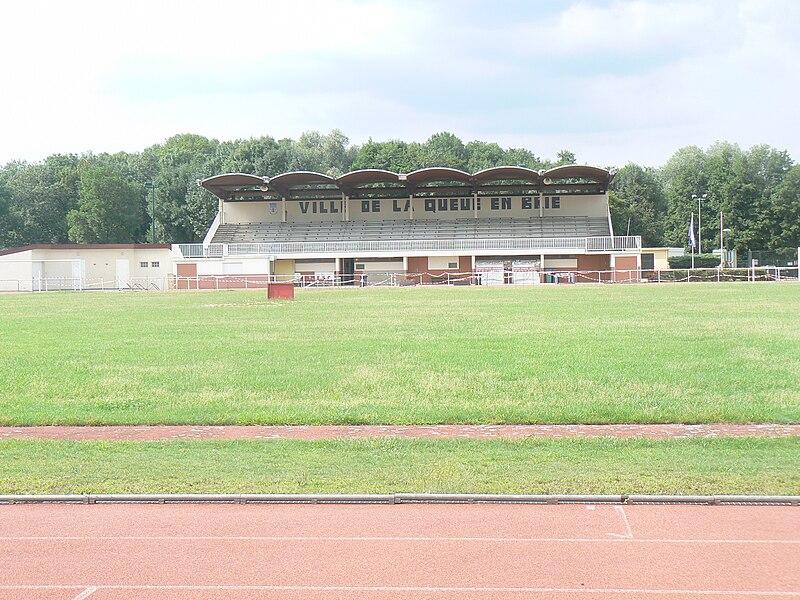 Robert Barrant Stadium, La Queue-en-Brie, France