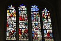 Stained glass in All Saints' Church, Hillesden 02.JPG