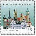 Stamp Germany 2004 MiNr2388 Arnstadt.jpg