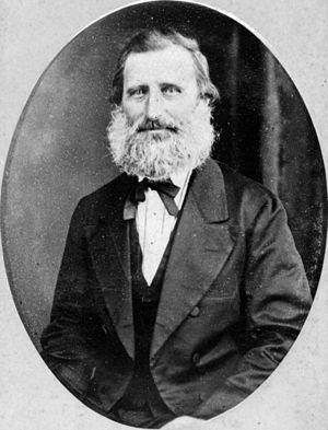 William Pettigrew - William Pettigrew, Brisbane, ca. 1875