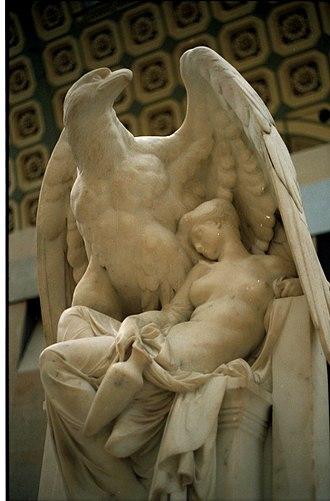 Albert-Ernest Carrier-Belleuse - Hebe asleep, 1869 Paris, Musée d'Orsay