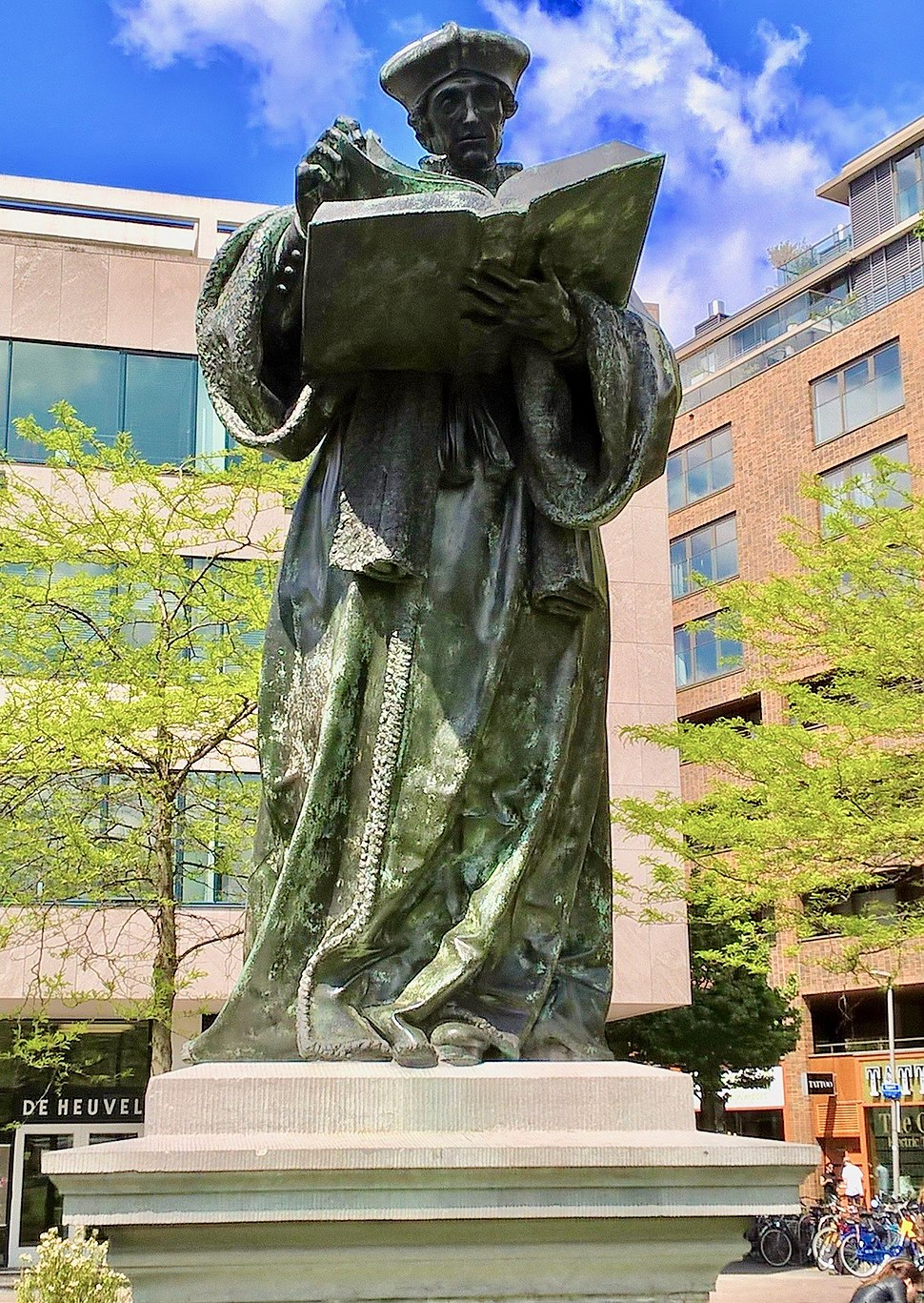 Statue Erasme