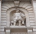 Statue Of Sir Thomas Gresham-Royal Exchange-London.JPG