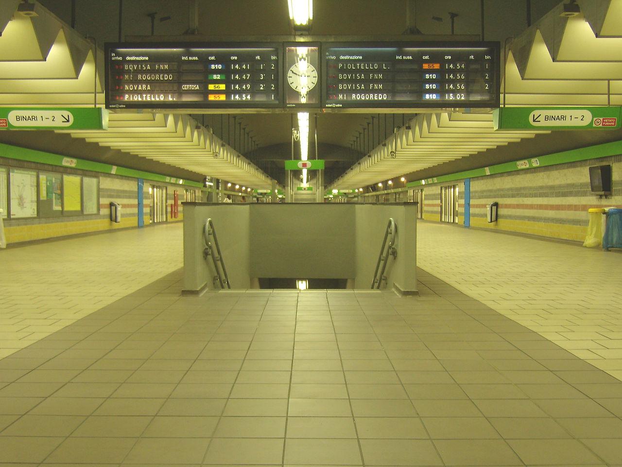 File stazione milano garib passante mezzanino jpg - Stazione porta garibaldi indirizzo ...