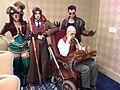 Steampunk X-Men cosplays Dragon Con 2009.jpg