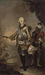 Portrait of Grand Duke Pavel Petrovich