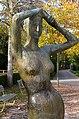 Stehender weiblicher Akt', aka 'Rhythmus, Saffa', 'Weibliche Figur' -1957-, Hildi Hess -1911-1998- - Zürichhorn 2012-10-22 16-01-51.JPG