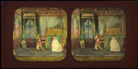 Stereokort, La Grande-Duchesse de Gérolstein 6, acte III, scène VII - SMV - S125b.tif