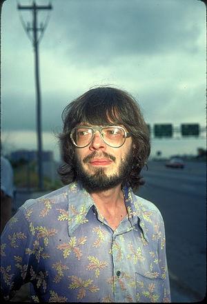 Steve Stiles - Steve Stiles, Falls Church, Virginia, Spring 1979. Kodachrome 25 by Jeff Schalles