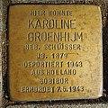 Stolperstein Ahaus Wallstraße 3 Karoline Groehijm.jpg