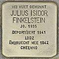 Stolperstein für Julius Isidor Finkelstein (Differdingen).jpg