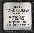 Stolperstein für Tomas Rudolfer.JPG