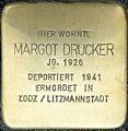 Stolpersteine Köln, Margot Drucker (Rösrather Straße 593).jpg