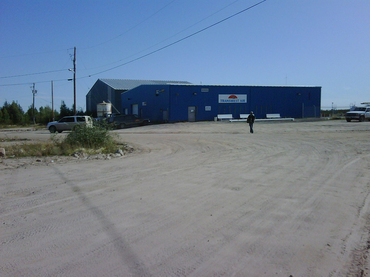 Stony Rapids Airport Wikipedia