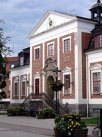 Strängnäs Municipality - Strängnäs Courthouse