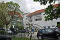 Stralsund, Ossenreyerstraße, Ecke Böttcherstraße, Hof zur Papenstraße (2012-05-12), by Klugschnacker in Wikipdia.jpg