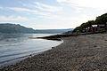 Strand langs Ofotfjorden utanfor Narvik Nordnorge, Johannes Jansson.jpg