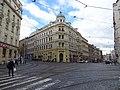 Strossmayerovo náměstí, Dukelských hrdinů 33, Milady Horákové 2.jpg