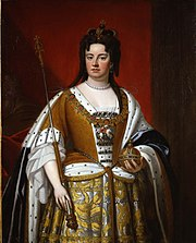 Studio of Kneller - Portrait of Queen Anne.jpg