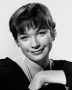 Shirley MacLaine actress