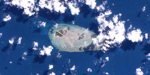 Sue Islet (Queensland) - Satellite image