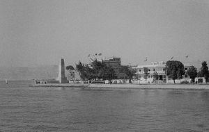 Port Tewfik Memorial - Image: Suez Kanal