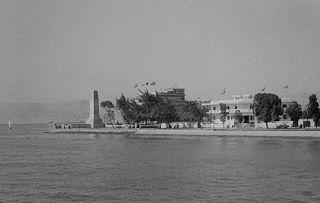 Port Tewfik Memorial