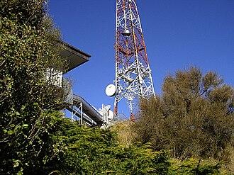 Sugarloaf (Christchurch) - Image: Sugarloaf Cable Run