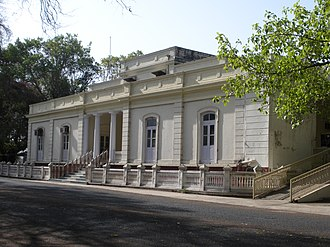 Indore State - The Sukhnivas Palace