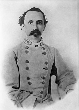 Lawrence Sullivan Ross - Sul Ross in uniform in the 1860s