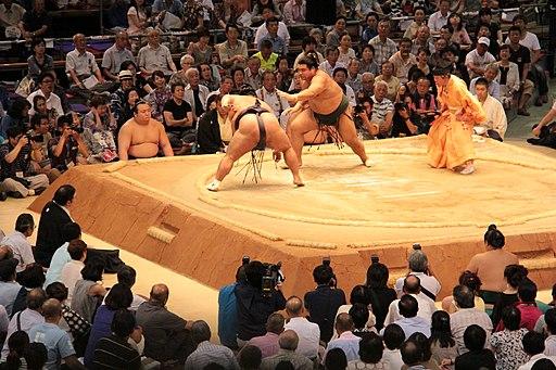 Sumo tournament (15528090588)