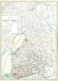 Suomen Kartasto Wikipedia
